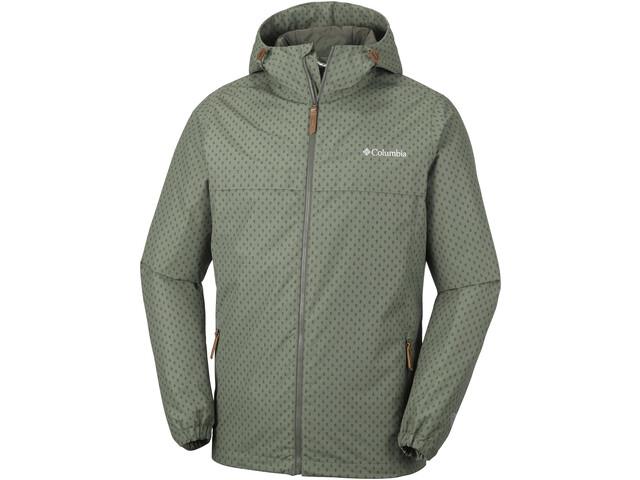 Columbia Jones Ridge Jacket Men Mosstone Print